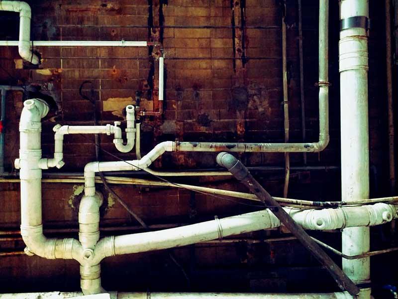 tuberías privativas o comunitaria