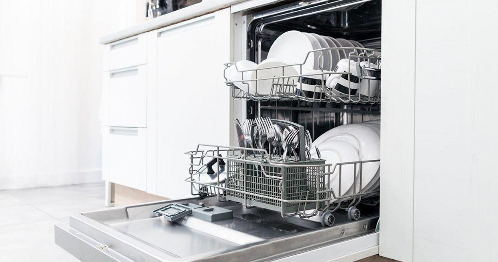 Como desatascar el lavavajillas